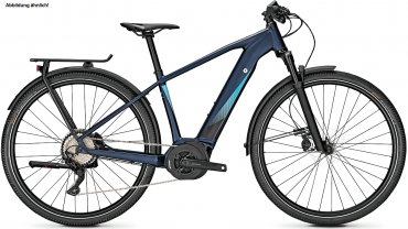 Focus Jarifa² Active Equipped 29R Bosch Trekking Elektro Fahrrad 2018