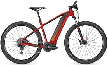 Focus Jarifa I Pro 29R Elektro Fahrrad/Twentyniner Mountain eBike 2016