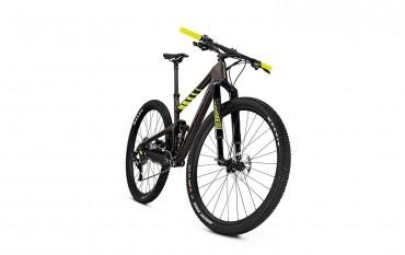 Focus O1E Factory 29R Fullsuspension Mountain Bike 2018