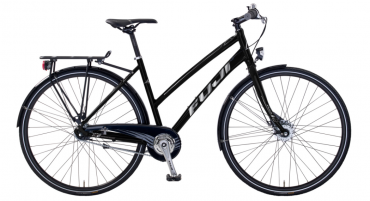 Fuji Absolute City 1.2 ST Woman Trekking Bike 2019