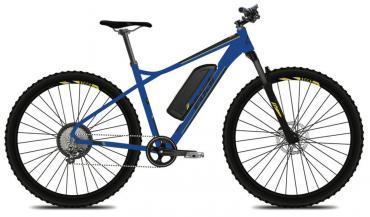 Fuji E-Nevada 2.1 27.5R Bafang Elektro Fahrrad 2019
