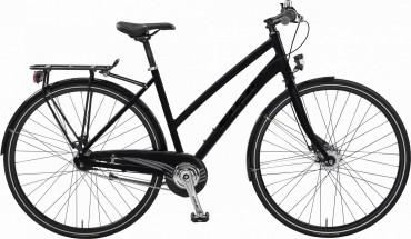 Fuji Absolute City 1.3 ST Trekking Bike 2018
