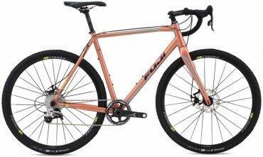 Fuji Cross 1.3 Disc Cyclocross Bike 2016
