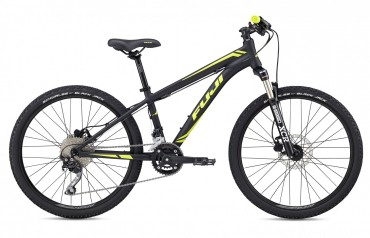 Fuji Dynamite 24 Elite Disc Kinder Mountain Bike 2018