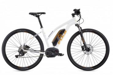 Fuji E-Traverse 1.1 ST Bosch Elektro Fahrrad 2018