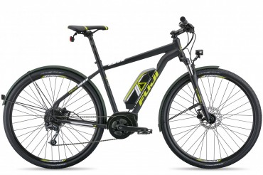 Fuji E-Traverse 1.3 + Bosch Elektro Fahrrad 2018