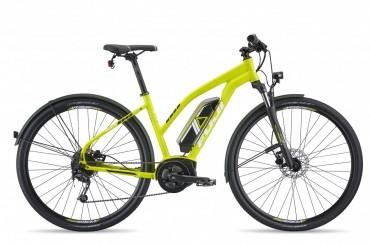 Fuji E-Traverse 1.3 ST + Bosch Elektro Fahrrad 2018