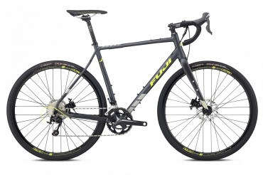 Fuji Jari 1.3 Cyclocross Bike 2018 SATIN ANTHRACITE | 56cm