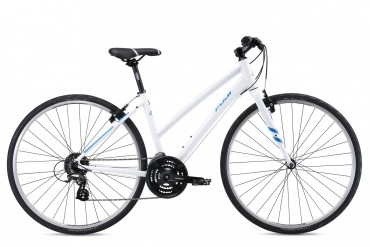 Fuji Absolute 2.1 ST Disc Womens Fitness Bike 2018