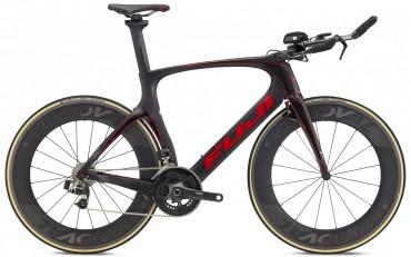 Fuji Norcom Straight 1.1 Zeitfahren/Triathlon Bike 2018
