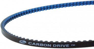 Gates Carbon Drive CDX CenterTrack Antrieb Zahnriemen