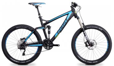 Ghost AMR Plus 5900 26R Fullsuspension/All Mountain Bike 2014