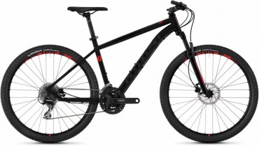 Ghost Kato 2.7 AL U 27.5R Mountain Bike 2018 schwarz
