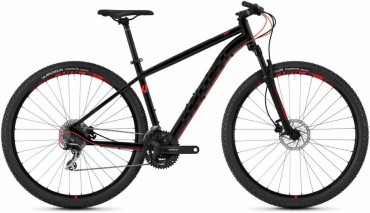 Ghost Kato 2.9 AL U 29R Mountain Bike 2018 schwarz