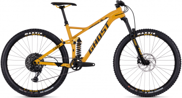 Ghost Slamr 4.7 AL U 27.5R Fullsuspension Mountain Bike 2018