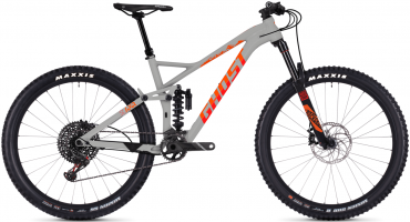 Ghost Slamr 8.7 AL U 27.5R Fullsuspension Mountain Bike 2018
