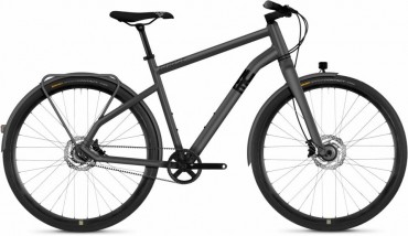 Ghost Square Urban X7.8 AL Urban Bike 2018