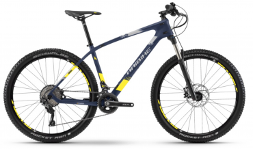 Haibike GREED HardNine 7.0 Mountain Bike 2018
