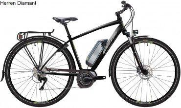 Breezer Greenway + Elektro Fahrrad/Trekking eBike 2016