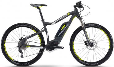 Haibike XDURO HardSeven 4.0 27.5R Elektro Fahrrad/Mountain eBike 2017