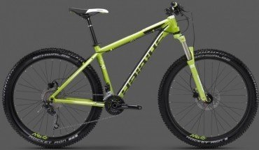Haibike Edition 7.40 Plus 27.5R Mountain Bike 2016