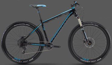 Haibike Edition 7.50 Plus 27.5R Mountain Bike 2016