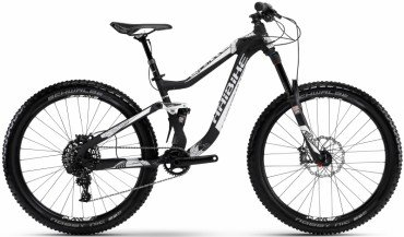 Haibike Q.AM 7.10 Plus 27.5R All Mountain Bike 2016