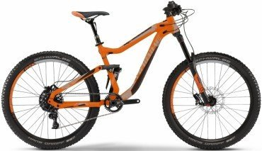 Haibike Q.EN 7.05 27.5R Enduro Mountain Bike 2016