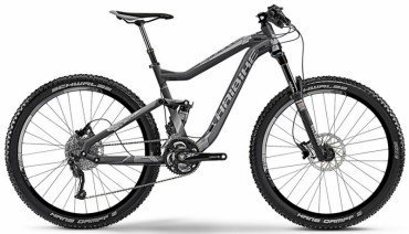 Haibike Q.EN 7.10 27.5R Enduro Mountain Bike 2016