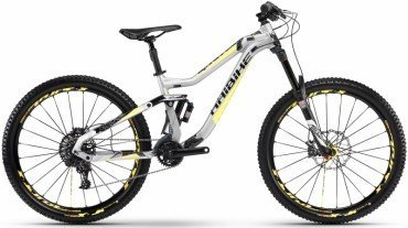 Haibike Q.FR 7.10 27.5R Freeride Mountain Bike 2016