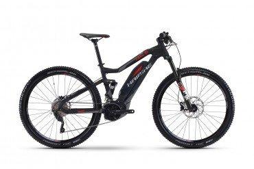 Haibike SDURO FullNine 7.0 500Wh 29R Elektro Fahrrad/Twentyniner Fullsuspension Mountain eBike 2017