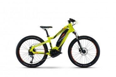 Haibike SDURO HardFour 4.0 400Wh 24R Elektro Fahrrad/Kinder & Jugend Mountain eBike 2017