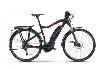 Haibike SDURO Trekking S 6.0 500Wh Elektro Fahrrad/Trekking eBike 2017