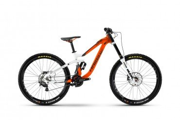 Haibike Seet Dwnhll 9.0 27.5R Downhill Mountain Bike 2017