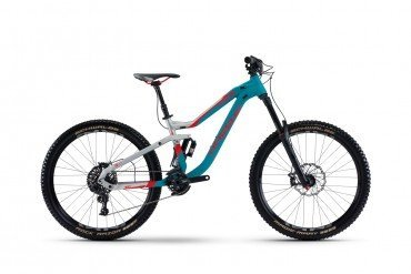 Haibike Seet FreeRide 8.0 27.5R FR Mountain Bike 2017