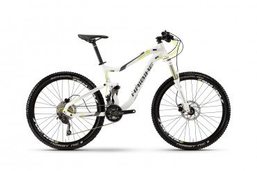 Haibike Seet FullSeven 7.0 27.5R Fullsuspension Mountain Bike 2017