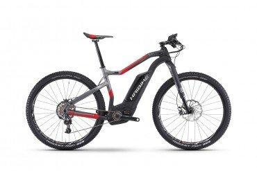 Haibike XDURO HardSeven Carbon 10.0 500Wh Elektro Fahrrad/27.5R Mountain eBike 2017