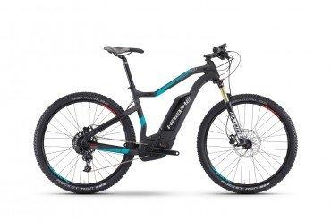 Haibike XDURO HardSeven Carbon 8.0 500Wh Elektro Fahrrad/27.5R Mountain eBike 2017