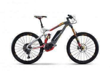 Haibike XDURO NDURO 9.0 500Wh Elektro Fahrrad/27.5R Enduro Mountain eBike 2017
