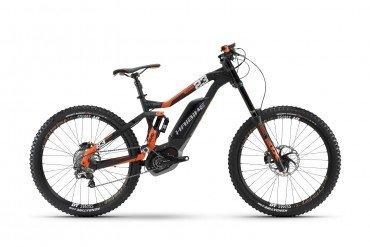 Haibike XDURO Tschugg 23 500Wh 27.5R Elektro Fahrrad/Downhill Mountain eBike 2017