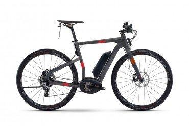 Haibike XDURO Urban S 5.0 500Wh Elektro Fahrrad/Urban eBike 2017