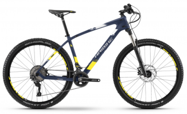 Haibike GREED HardSeven 7.0 27.5R Mountain Bike 2018