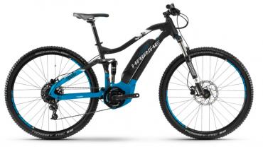 Haibike SDURO FullNine 5.0 400Wh Yamaha 29R Elektro Fahrrad 2018