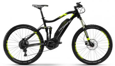Haibike SDURO FullSeven LT 4.0 400Wh Yamaha 27.5R Elektro Fahrrad 2018