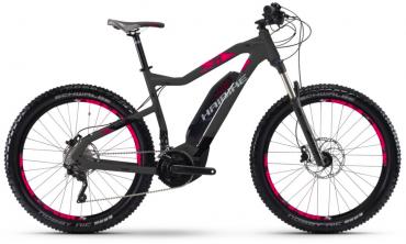 Haibike SDURO HardLife 5.5 500Wh Yamaha 27.5R Elektro Fahrrad 2018