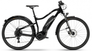 Haibike SDURO HardNine 2.5 Street 400Wh Yamaha 29R Elektro Fahrrad 2018