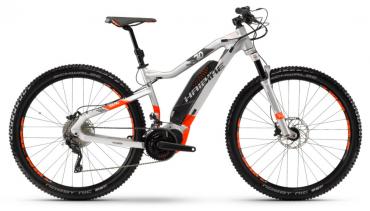 Haibike SDURO HardNine 8.0 500Wh Yamaha 29R Elektro Fahrrad 2018