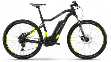 Haibike SDURO HardSeven Carbon 8.0 500Wh Bosch 27.5R Elektro Fahrrad 2018