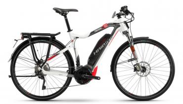 Haibike SDURO Trekking S 8.0 500Wh Yamaha Elektro Fahrrad 2018