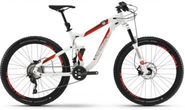 Haibike SEET AllMtn 6.0 27.5R All Mountain Bike 2018